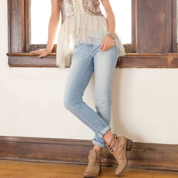 Freebird Stair Taupe 7 Ankle Boots